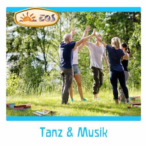 Erlebnispädagogik Wochenendkurs Tanz und Musik